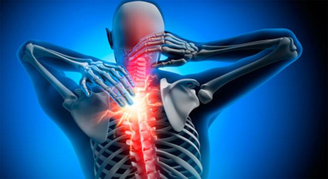 Fracture du corps vertébral, Fracture d`une vertèbre